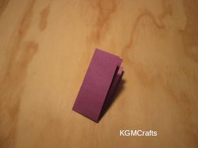 fold a strip of paper