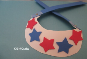 link to 4th July crafts