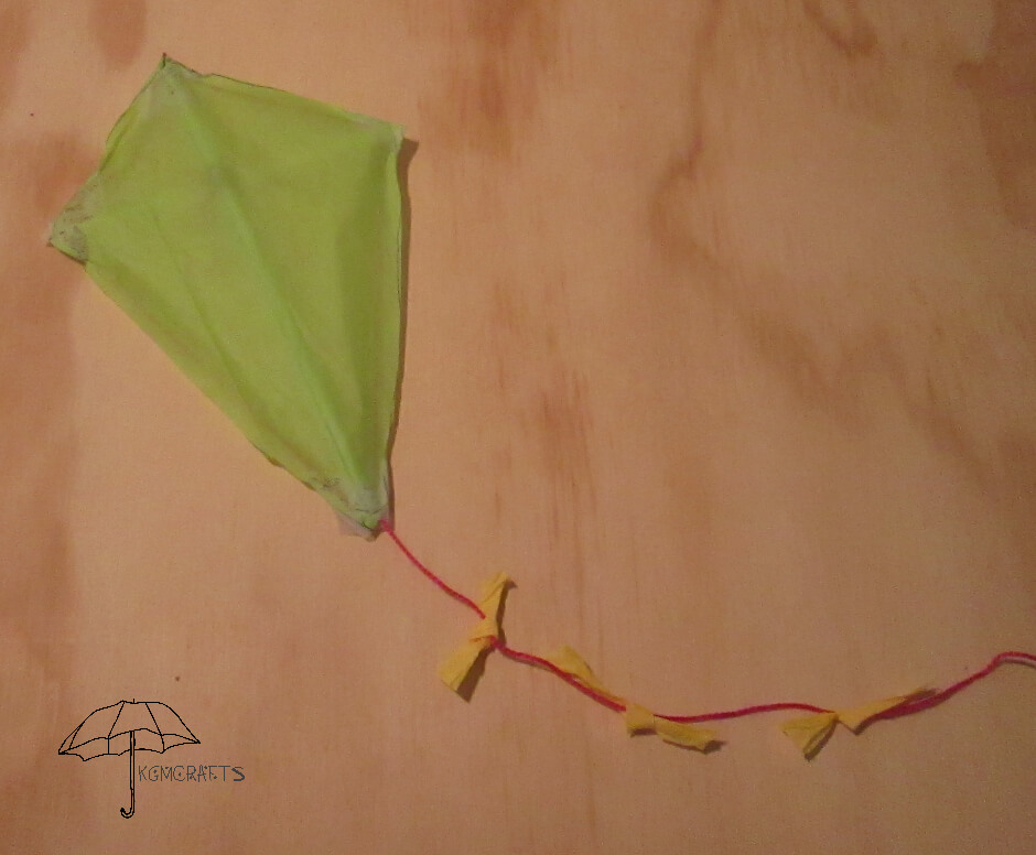 kite craft for kids