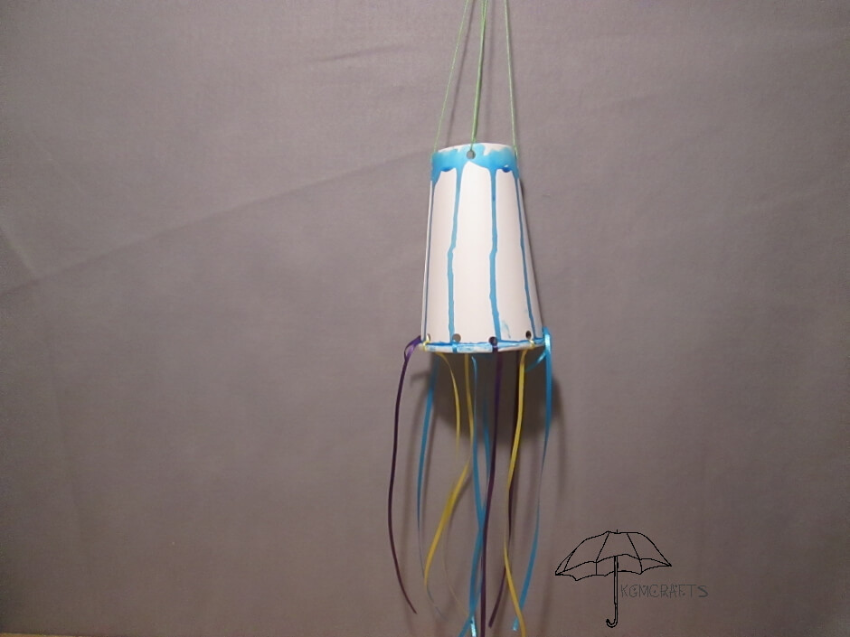 a windsock craft for kids