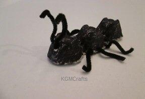 link to egg carton ant