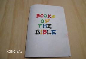 Bible Crafts for Kids Makes the Scriptures Come Alive