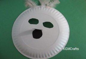 cockatoo mask