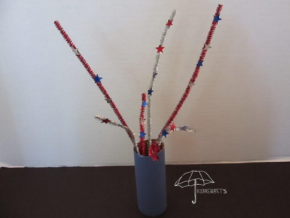 4th July table decoration