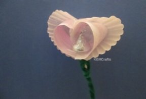 link to heart flower