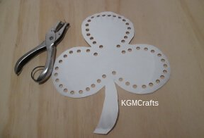 cut out and hole punch