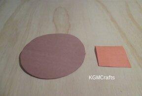 cut a circle and square