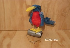 link to parrot craft