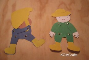 link to doll puppets