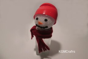 link to calming snowman