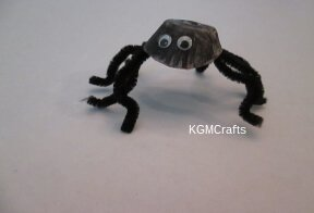 spider for Halloween