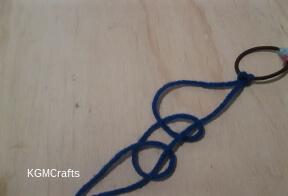 make first knot